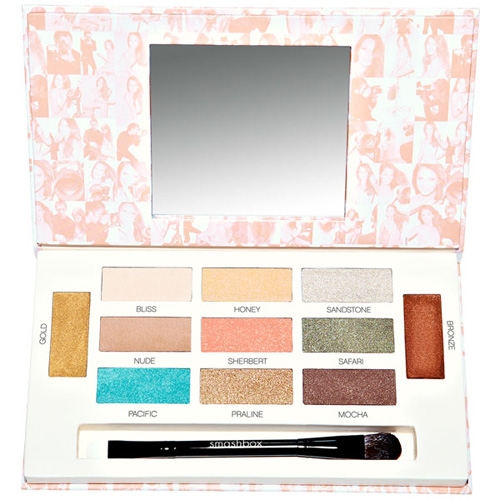 Smashbox Shades of Fame Summer 2012 Makeup Collection
