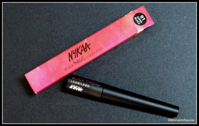 Nykaa Black Magic Liner Review