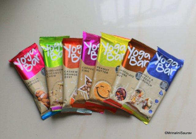Yoga Bar India Food Review Blog