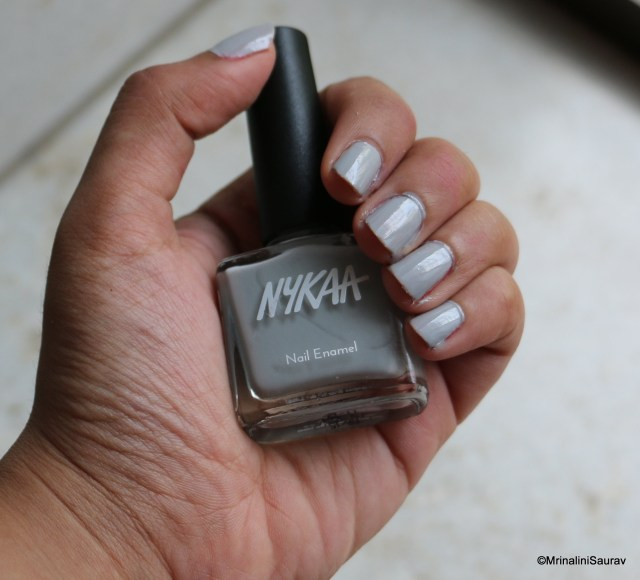 Nykaa Pastel Nail Enamel 82 Lychee Delight Review Swatches