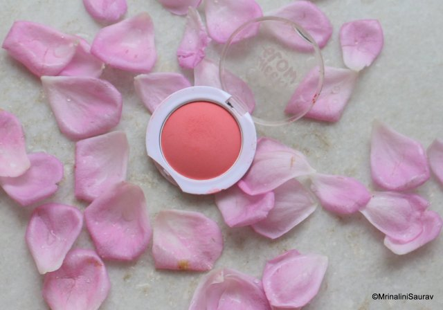 Maybelline Color Show / Cheeky Glow Blush - Fresh Coral | Review and Swatches