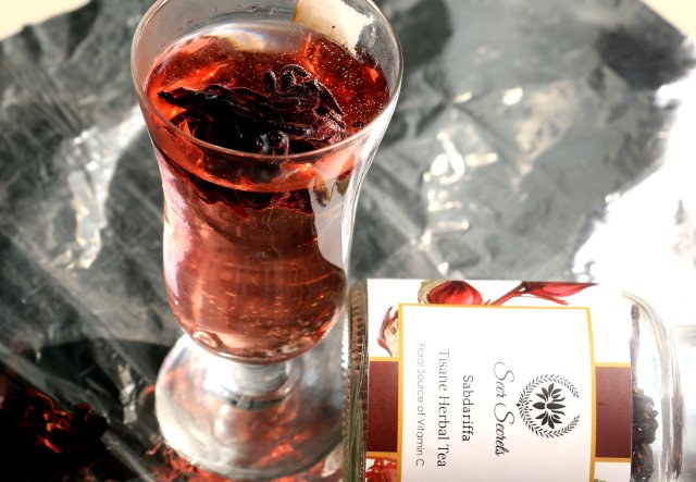 Seer Secrets Sabdariffa Tisane Herbal Tea | Review