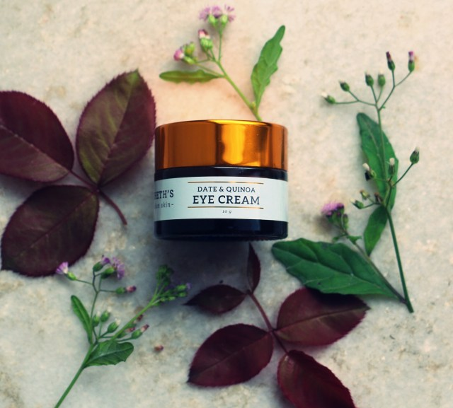 Dr. Sheth's Date and Quinoa Eye Cream | First Impressions
