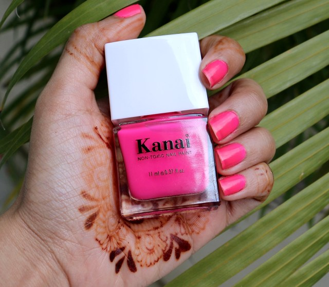 Kanai Organics Nail Paint | Review and Swatches