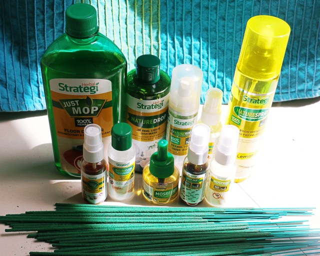 Herbal Strategi Household Products | Review