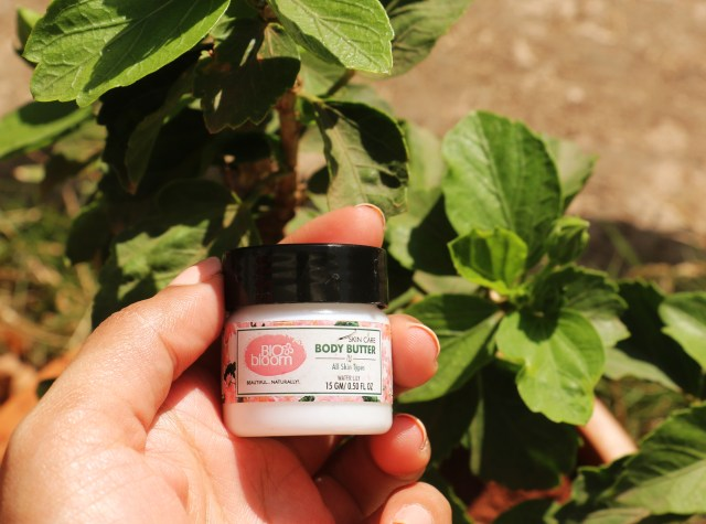 Biobloom Water Lily Body Butter | Review