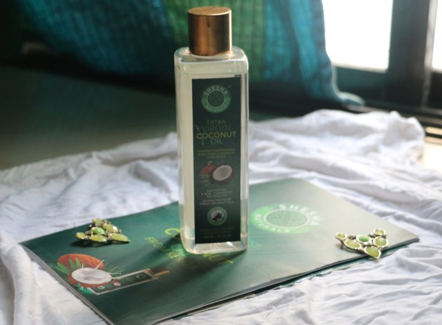 Shesha Naturals Extra Virgin Coconut Oil | Review