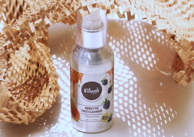 Vilvah Honey Fix Face Cleanser | Review