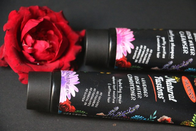 Palmer's Natural Fusions Rose Water Cleanser and Conditioner | Review