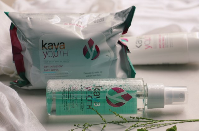 Kaya Youth Oxy-Infusion Skincare Range | Review