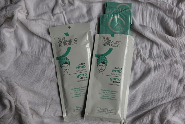 The Cosmetic Republic Detox Wrap Hair Mask | Review