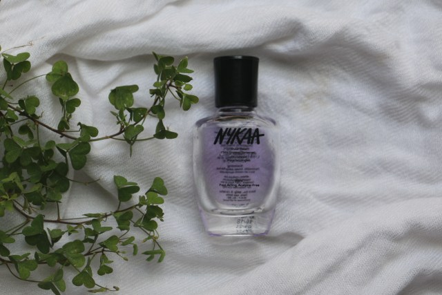 Nykaa Dual Tone Nail Enamel Remover | Review