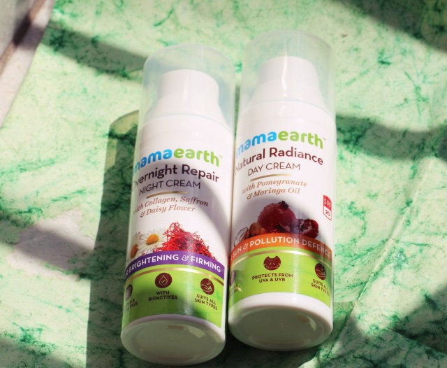 My Top 5 Moisturisers For Oily Skin in India - mamaearth