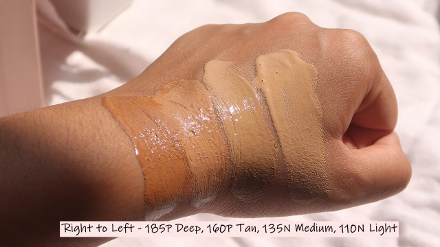 Kay Beauty Hydrating Foundation | Review & Swatches