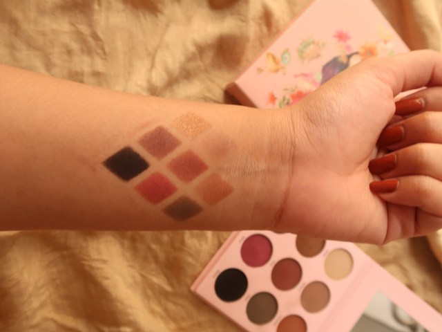Kay Beauty Eyeshadow Palettes | Review and Swatches