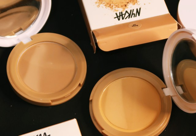 Nykaa All Day Matte Compact Powders | Review & Swatches