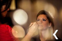 Ashley getting final touches