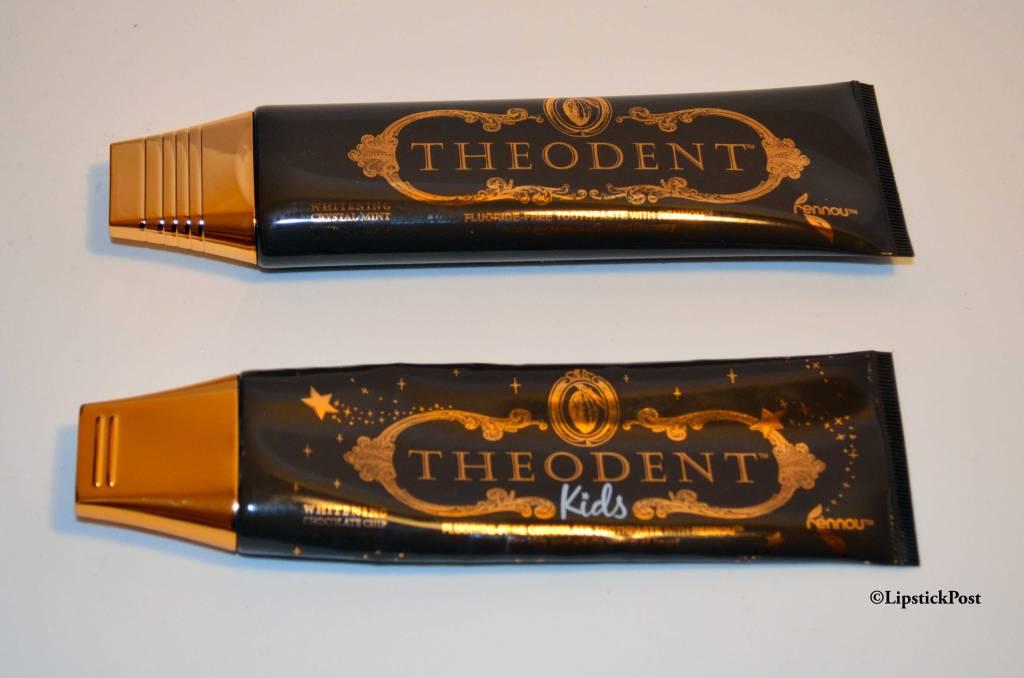dentifricio al cioccolato Theodent