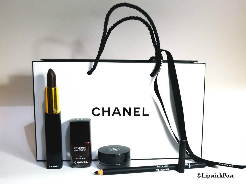 Chanel Rouge Noir