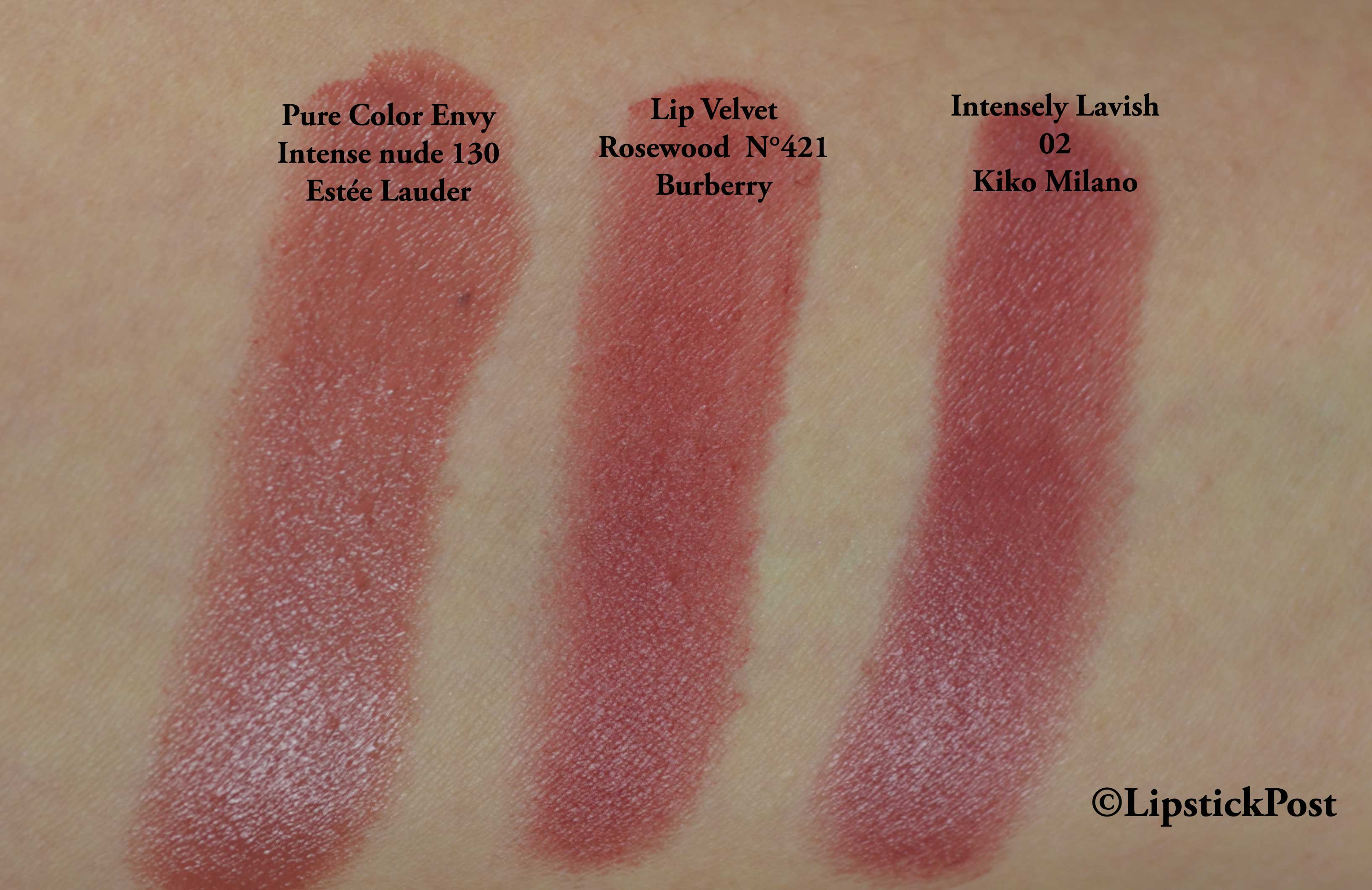 dupe Lip velvet Burberry