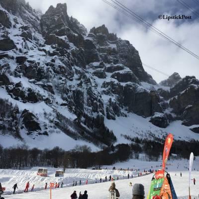 Snowpark-Leukerbad