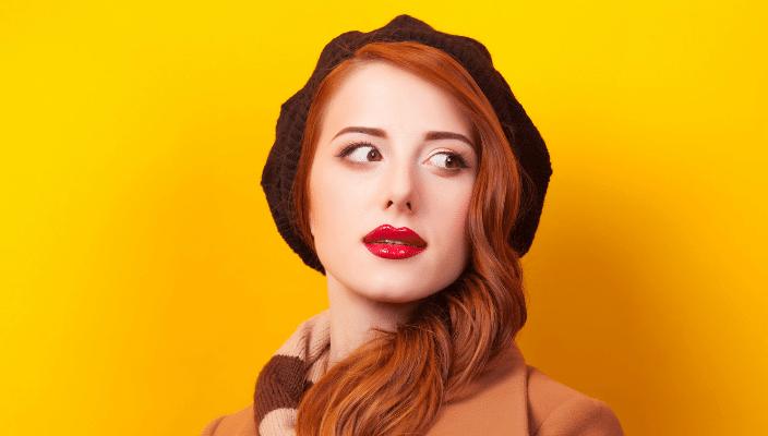 best mac lipstick shades for redheads