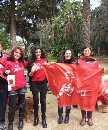 I volontari di Palermo