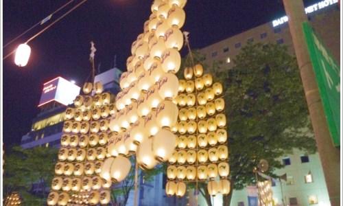 秋田竿燈まつり