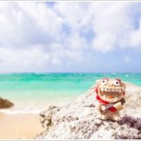 沖縄、海、夏