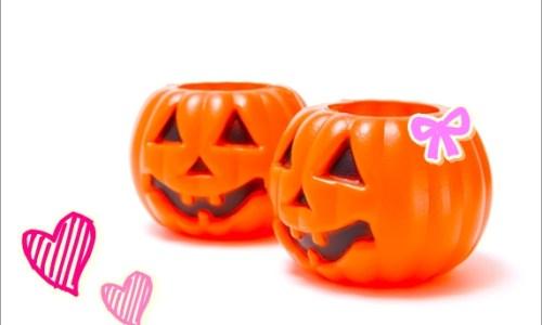 ハロウィン、カップル、かぼちゃ