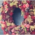 可愛いクリスマスリースの手作り方法!100均での作り方は?