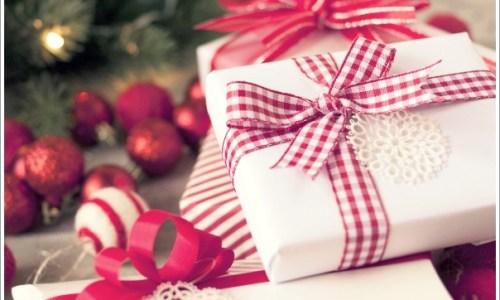クリスマス、プレゼント