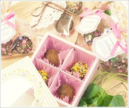 バレンタイン、チョコレート、食品