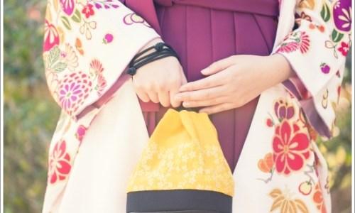 袴、卒業式