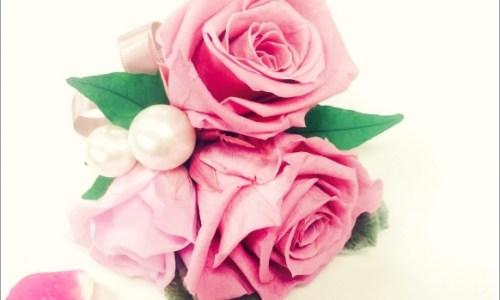 アクセサリー、花