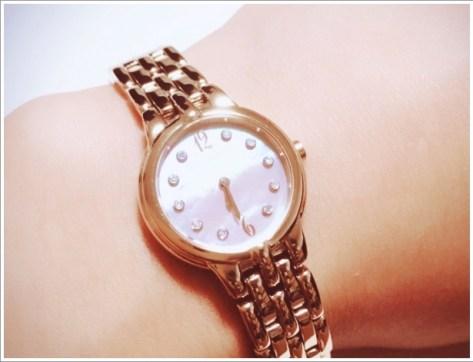 女性、時計