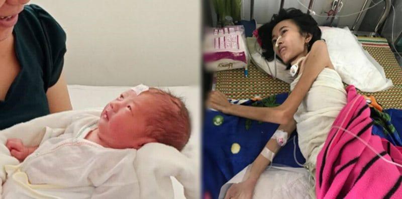 Ibu hamil kurus berbobot 19 kg ini berhasil lahirkan bayi 1,8 kilogram | theAsianparent Indonesia