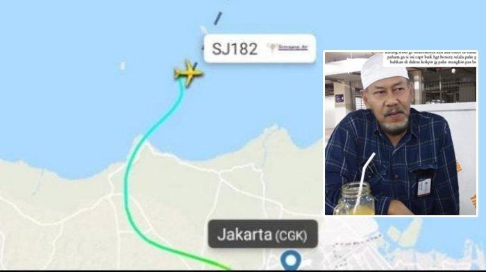 Rekan Kenang Sosok Pilot Sriwijaya Air, Terenyuh Lihat Foto WA Captain Afwan