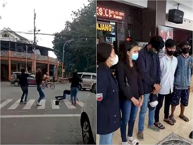 Viral Video Anak Remaja Joget di Lampu Merah Demi Konten, Begini Endingnya