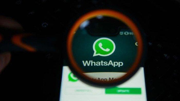HAT-HATI !, Jangan Klik 'Ok' Bila Terima Pesan Notifikasi Ini Jika Tak Mau WhatsApp Anda Dibajak - Tribun Pontianak