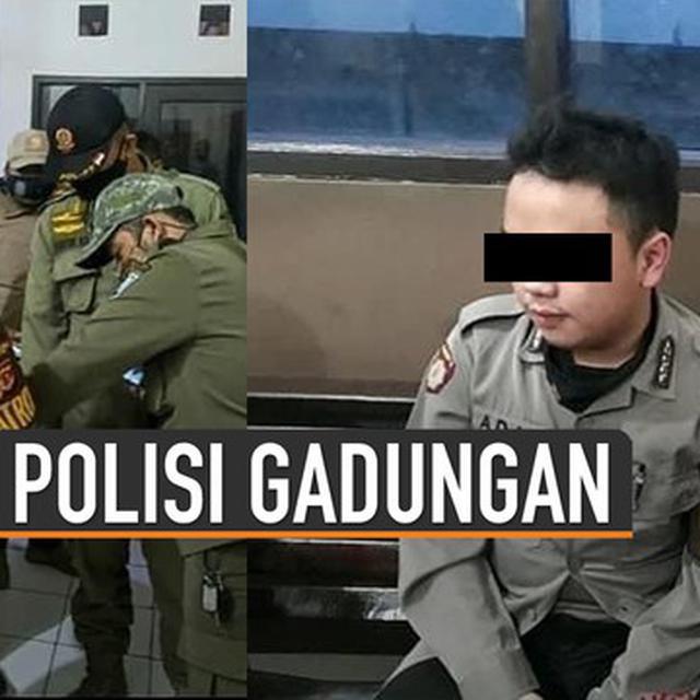 VIDEO: Polisi Gadungan Tilang Anggota TNI, Berakhir Apes - Hot Liputan6.com