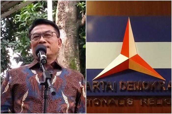 Namanya Disinggung SBY, Moeldoko: Memang Belum Selesai Demokrat? - Pikiran-Rakyat.com