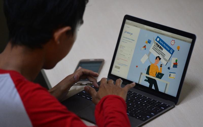Pendaftaran Gelombang 12 Kartu Prakerja Dibuka, Cek Lagi Yuk Syaratnya! - Ekonomi Bisnis.com