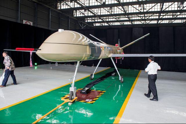 Drone Tempur China Laris Manis Dipakai Militer Dunia, RI Sudah Punya 8 Unit (1)