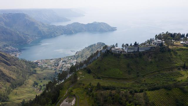 Foto: Danau Toba Menuju Destinasi Wisata Super Prioritas (5)