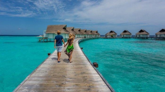 Dikenal Sebagai Lokasi Bulan Madu Favorit, Ini 6 Fakta Unik Maldives yang Jarang Diketahui - Tribunnews.com Mobile