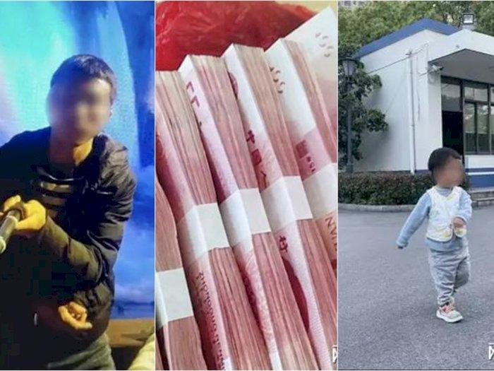 Jual Anak Seharga Rp 352 Juta, Pria Ini Pakai Uangnya untuk Liburan Bersama Istri Barunya   Indozone.id