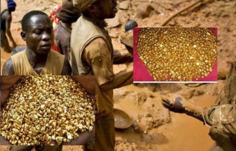 Viral gunung emas di Kongo ternyata tanda kiamat, begini sabda Rasulullah SAW