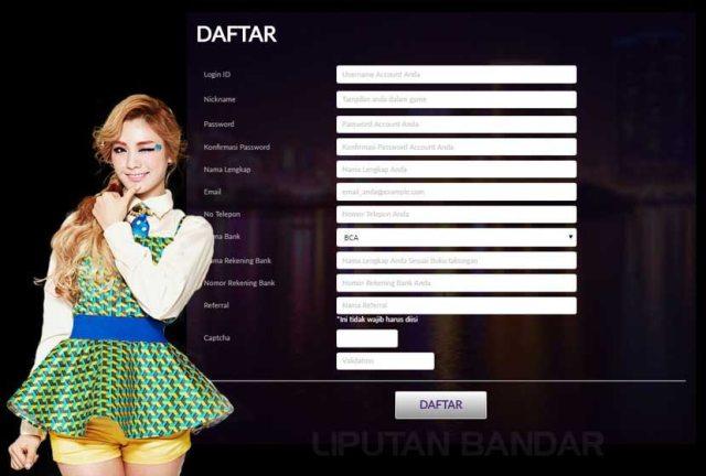 Cara Daftar Capsa Susun Online Indonesia