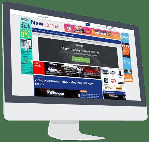 Theme wordpress khusus website magazine, berita atau news indonesia.